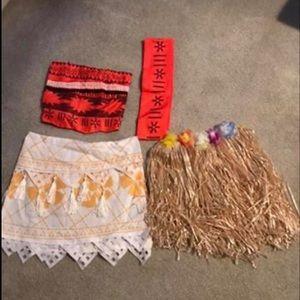 Child's Moana Costume